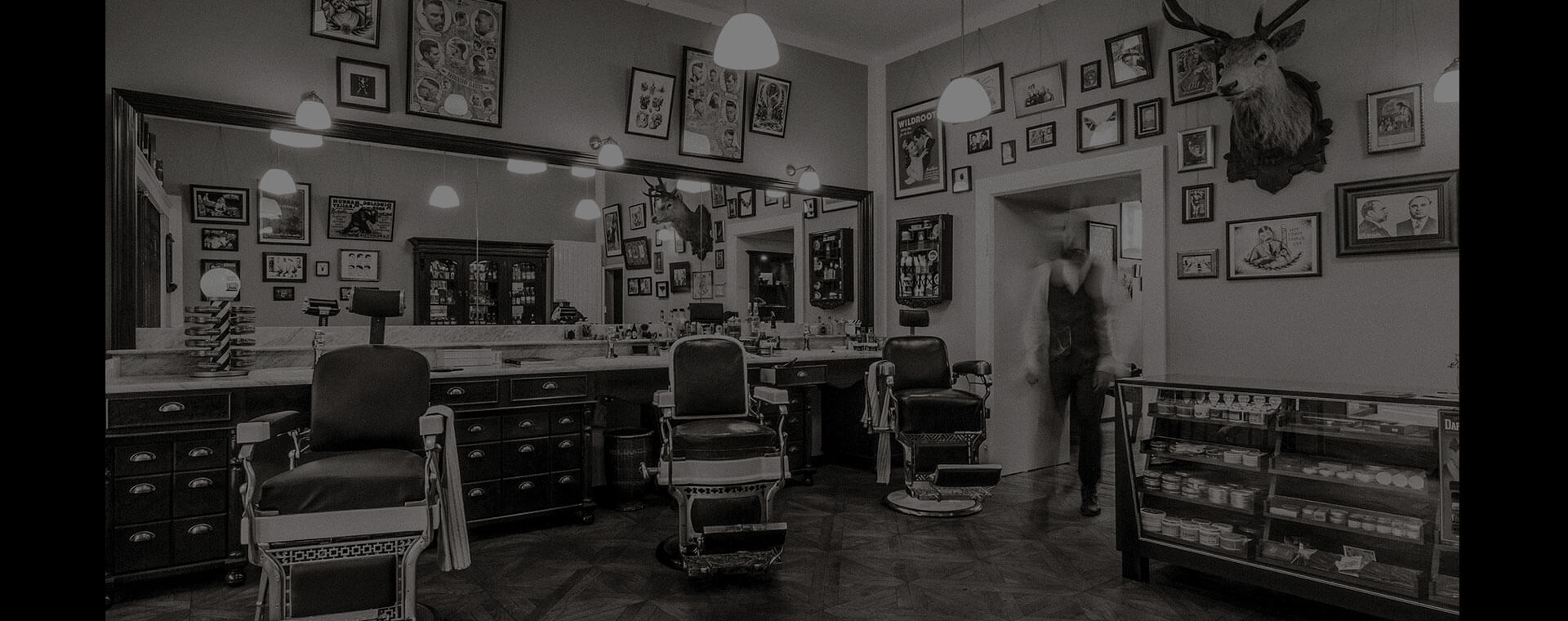 Barbershop Duke Johns Salon