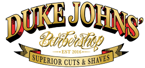 Duke-John-Barbershop-Logo-gold-rot-klein